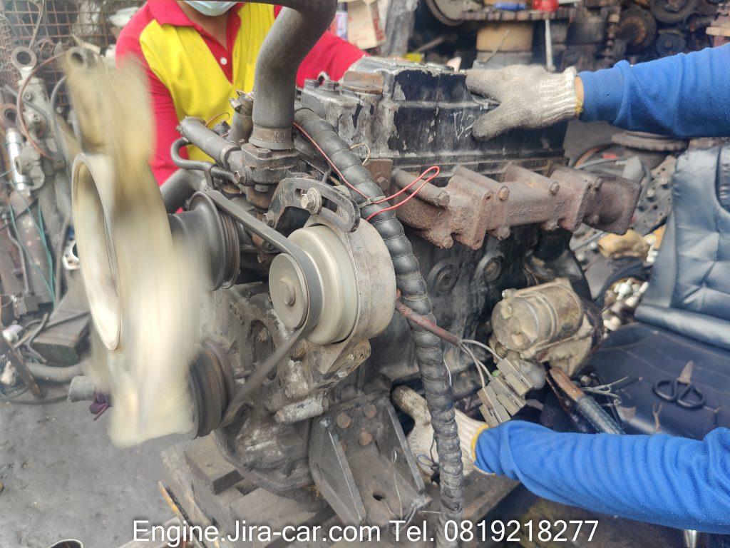 เครื่อง ยันมาร์ Yanmar 4TNE88 Engine #3